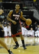 Oct 15, 2013; Washington, DC, USA; Miami Heat point guard Norris Cole (30) dribbles the ball against the Washington Wizards during the second half at the Verizon Center. Mandatory Credit: Brad Mills-USA TODAY Sports