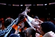 Oct 15, 2013; Phoenix, AZ, USA; Phoenix Suns players huddle together prior to the game against the Los Angeles Clippers at US Airways Center. Mandatory Credit: Mark J. Rebilas-USA TODAY Sports