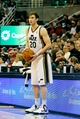 Oct 12, 2013; Salt Lake City, UT, USA; Utah Jazz small forward Gordon Hayward (20) looks to throw the ball in from out of bounds during the third quarter at EnergySolutions Arena. The Los Angeles Clippers won 106-74.  Mandatory Credit: Chris Nicoll-USA TODAY Sports