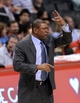Oct 18, 2013; Los Angeles, CA, USA; Los Angeles Clippers head coach Doc Rivers in the second quarter of the game against the Portland Trail Blazers at the Staples Center. Mandatory Credit: Jayne Kamin-Oncea-USA TODAY Sports