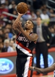 Oct 18, 2013; Los Angeles, CA, USA; Portland Trail Blazers point guard Damian Lillard (0) in the second half of the game against the Los Angeles Clippers at the Staples Center. Mandatory Credit: Jayne Kamin-Oncea-USA TODAY Sports