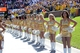 Oct 19, 2013; Columbia, MO, USA; Missouri Tigers golden girls perform for the crowd during the second half of the game against the Florida Gators at Faurot Field. Missouri won 36-17. Mandatory Credit: Denny Medley-USA TODAY Sports
