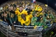 Oct 19, 2013; Waco, TX, USA; The Baylor Bears fans roots for the Bears during the game between the Bears and the Iowa State Cyclones at Floyd Casey Stadium. The Bears defeated the Cyclones 71-7. Mandatory Credit: Jerome Miron-USA TODAY Sports