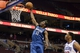 Oct 23, 2013; Philadelphia, PA, USA; Minnesota Timberwolves guard Othyus Jeffers (12) dunks during the fourth quarter against the Philadelphia 76ers at Wells Fargo Center. The Timberwolves defeated the Sixers 125-102. Mandatory Credit: Howard Smith-USA TODAY Sports