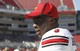Oct 26, 2013; Tampa, FL, USA; Louisville Cardinals quarterback Teddy Bridgewater (5) against the South Florida Bulls during the second half at Raymond James Stadium. Mandatory Credit: Kim Klement-USA TODAY Sports