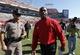 Oct 26, 2013; Tampa, FL, USA; Louisville Cardinals head coach Charlie Strong after they beat the South Florida Bulls at Raymond James Stadium. Mandatory Credit: Kim Klement-USA TODAY Sports