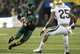 Oct 26, 2013; Eugene, OR, USA; Oregon Ducks wide receiver Bralon Addison (11) runs the ball against the UCLA Bruins at Autzen Stadium. Mandatory Credit: Scott Olmos-USA TODAY Sports