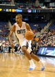 Oct 19, 2013; Greensboro, NC, USA; Charlotte Bobcats guard Ramon Sessions (7) during the game against the Dallas Mavericks at the Greensboro Coliseum. Mavericks win 89-83. Mandatory Credit: Sam Sharpe-USA TODAY Sports