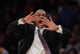 Oct 29, 2013; Los Angeles, CA, USA; Los Angeles Clippers head coach Doc Rivers reacts in the second of the game against the Los Angeles Lakers at the at Staples Center. Lakers won 116-103. Mandatory Credit: Jayne Kamin-Oncea-USA TODAY Sports