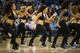 Oct 30, 2013; Oakland, CA, USA; Golden State Warriors dancers perform  during the fourth quarter against the Los Angeles Lakers at Oracle Arena. The Golden State Warriors defeated the Los Angeles Lakers 125-94. Mandatory Credit: Kelley L Cox-USA TODAY Sports