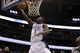 Nov 3, 2013; Orlando, FL, USA; Orlando Magic shooting guard Victor Oladipo (5) shoots a layup against the Brooklyn Nets during the second half at Amway Center. Orlando Magic defeated the Brooklyn Nets 107-86. Mandatory Credit: Kim Klement-USA TODAY Sports