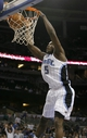 Nov 3, 2013; Orlando, FL, USA; Orlando Magic shooting guard Victor Oladipo (5) dunks against the Brooklyn Nets during the second half at Amway Center. Orlando Magic defeated the Brooklyn Nets 107-86. Mandatory Credit: Kim Klement-USA TODAY Sports