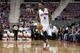 Oct 22, 2013; Auburn Hills, MI, USA; Detroit Pistons shooting guard Kentavious Caldwell-Pope (5) during the third quarter against the Washington Wizards at The Palace of Auburn Hills. Pistons won 99-96. Mandatory Credit: Tim Fuller-USA TODAY Sports