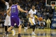 Nov 2, 2013; Oakland, CA, USA; Golden State Warriors shooting guard Andre Iguodala (9) controls the ball against the Sacramento Kings during the fourth quarter at Oracle Arena. The Golden State Warriors defeated the Sacramento Kings 98-87. Mandatory Credit: Kelley L Cox-USA TODAY Sports