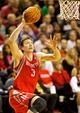 Nov 5, 2013; Portland, OR, USA; Houston Rockets center Omer Asik (3) dunks against the Portland Trail Blazers at the Moda Center. Mandatory Credit: Craig Mitchelldyer-USA TODAY Sports