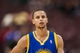 Nov 4, 2013; Philadelphia, PA, USA; Golden State Warriors guard Stephen Curry (30) during the third quarter against the Philadelphia 76ers at Wells Fargo Center. The Warriors defeated the Sixers 110-90. Mandatory Credit: Howard Smith-USA TODAY Sports