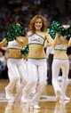 Nov 6, 2013; Boston, MA, USA; The Boston Celtics dancers perform during a break in the action against the Utah Jazz in the second half at TD Garden. The Celtics defeated the Jazz 97-87. Mandatory Credit: David Butler II-USA TODAY Sports