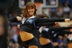 Nov 6, 2013; Minneapolis, MN, USA; Minnesota Timberwolves dancer performs in the second half against the Golden State Warriors at Target Center. The Warriors won 106-93. Mandatory Credit: Jesse Johnson-USA TODAY Sports