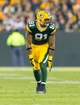 Nov 4, 2013; Green Bay, WI, USA; Green Bay Packers tight end Andrew Quarless (81) during the game against the Chicago Bears at Lambeau Field. Chicago won 27-20.  Mandatory Credit: Jeff Hanisch-USA TODAY Sports