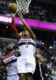 Nov 8, 2013; Washington, DC, USA; Washington Wizards shooting guard Bradley Beal (3) shoots against the Brooklyn Nets during the first half at the Verizon Center. Mandatory Credit: Brad Mills-USA TODAY Sports