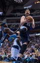 Nov 2, 2013; Dallas, TX, USA; Memphis Grizzlies center Marc Gasol (33) drives to the basket against the Dallas Mavericks during the game at the American Airlines Center. The Mavericks defeated the Grizzlies 111-99. Mandatory Credit: Jerome Miron-USA TODAY Sports