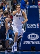 Nov 2, 2013; Dallas, TX, USA; Dallas Mavericks power forward Dirk Nowitzki (41) celebrates a basket against the Memphis Grizzlies during the game at the American Airlines Center. The Mavericks defeated the Grizzlies 111-99. Mandatory Credit: Jerome Miron-USA TODAY Sports