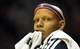 Nov 11, 2013; Portland, OR, USA; Detroit Pistons power forward Charlie Villanueva (31) watches from the bench as tim winds down during the fourth quarter of the game against the Portland Trail Blazers at Moda Center. The Blazers won the game 109-103. Mandatory Credit: Steve Dykes - USA TODAY Sports