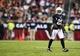 Nov 10, 2013; Phoenix, AZ, USA; Arizona Cardinals cornerback Jerraud Powers (25) during the game against the Houston Texans at University of Phoenix Stadium. Arizona won 27-24. Mandatory Credit: Kevin Jairaj-USA TODAY Sports