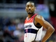 Nov 16, 2013; Washington, DC, USA; Washington Wizards guard John Wall (2) looks on during the game against the Cleveland Cavaliers at Verizon Center. Mandatory Credit: Evan Habeeb-USA TODAY Sports