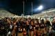 Nov 16, 2013; El Paso, TX, USA; The UTEP Miners sing the fight song after defeating the FIU Golden Panthers 33-10 at Sun Bowl Stadium. Mandatory Credit: Ivan Pierre Aguirre-USA TODAY Sports