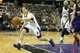 Nov 19, 2013; Sacramento, CA, USA; Sacramento Kings point guard Jimmer Fredette (7) controls the ball against the Phoenix Suns during the fourth quarter at Sleep Train Arena. The Sacramento Kings defeated the Phoenix Suns 107-104. Mandatory Credit: Kelley L Cox-USA TODAY Sports