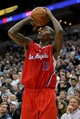 Nov 20, 2013; Minneapolis, MN, USA; Los Angeles Clippers guard Jamal Crawford (11) shoots during the second quarter against the Minnesota Timberwolves at Target Center. Mandatory Credit: Brace Hemmelgarn-USA TODAY Sports