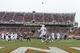 Nov 16, 2013; Blacksburg, VA, USA; Maryland Terrapins kicker Nathan Renfro (18) punts the ball in the first quarter at Lane Stadium. Mandatory Credit: Bob Donnan-USA TODAY Sports