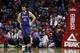 Nov 23, 2013; Houston, TX, USA; Minnesota Timberwolves power forward Kevin Love (42) during the fourth quarter against the Houston Rockets at Toyota Center. Mandatory Credit: Andrew Richardson-USA TODAY Sports
