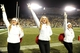 Nov 23, 2013; Boulder, CO, USA; Southern California Trojans cheerleaders perform in the fourth quarter against the Colorado Buffaloes at Folsom Field. The Trojans defeated the Buffaloes 47-29. Mandatory Credit: Ron Chenoy-USA TODAY Sports