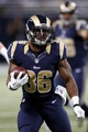 Nov 24, 2013; St. Louis, MO, USA;  St. Louis Rams running back Benny Cunningham (36) carries the ball during a game against the Chicago Bears at the Edward Jones Dome. Mandatory Credit: Scott Kane-USA TODAY Sports