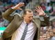 Nov 25, 2013; Salt Lake City, UT, USA; Chicago Bulls head coach Tom Thibodeau reacts during the second half against the Utah Jazz at EnergySolutions Arena. The Jazz won 89-83 in overtime. Mandatory Credit: Russ Isabella-USA TODAY Sports