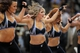 Nov 27, 2013; Minneapolis, MN, USA; Minnesota Timberwolves dancers perform during the fourth quarter against the Denver Nuggets at Target Center. The Nuggets defeated the Timberwolves 117-110. Mandatory Credit: Brace Hemmelgarn-USA TODAY Sports