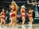 Nov 23, 2013; Milwaukee, WI, USA; The Milwaukee Bucks dance team performs during the game against the Charlotte Bobcats at BMO Harris Bradley Center.  Charlotte won 96-72.  Mandatory Credit: Jeff Hanisch-USA TODAY Sports