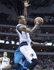 Nov 30, 2013; Dallas, TX, USA; Dallas Mavericks shooting guard Monta Ellis (11) drives to the basket during the second half against the Minnesota Timberwolves at the American Airlines Center. The Timberwolves defeated the Mavericks 112-106. Mandatory Credit: Jerome Miron-USA TODAY Sports