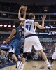 Nov 30, 2013; Dallas, TX, USA; Minnesota Timberwolves point guard Ricky Rubio (9) steals the ball from Dallas Mavericks power forward Dirk Nowitzki (41) during the second half at the American Airlines Center. The Timberwolves defeated the Mavericks 112-106. Mandatory Credit: Jerome Miron-USA TODAY Sports