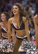 Nov 30, 2013; Dallas, TX, USA; The Dallas Mavericks dancers perform during the second half of the game between the Mavericks and the Minnesota Timberwolves at the American Airlines Center. The Timberwolves defeated the Mavericks 112-106. Mandatory Credit: Jerome Miron-USA TODAY Sports