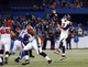 Dec 1, 2013; Toronto, ON, Canada; Atlanta Falcons quarterback Matt Ryan (2) throws a pass during the second half against the Buffalo Bills at the Rogers Center. Falcons beat the Bills 34 to 31 in overtime.  Mandatory Credit: Timothy T. Ludwig-USA TODAY Sports