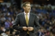 Nov 19, 2013; Sacramento, CA, USA; Phoenix Suns head coach Jeff Hornacek on the sideline against the Sacramento Kings during the fourth quarter at Sleep Train Arena. The Sacramento Kings defeated the Phoenix Suns 107-104. Mandatory Credit: Kelley L Cox-USA TODAY Sports