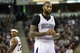 Nov 19, 2013; Sacramento, CA, USA; Sacramento Kings center DeMarcus Cousins (15) at the free throw line against the Phoenix Suns during the fourth quarter at Sleep Train Arena. The Sacramento Kings defeated the Phoenix Suns 107-104. Mandatory Credit: Kelley L Cox-USA TODAY Sports