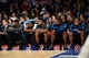 Dec 6, 2013; New York, NY, USA; The Orlando Magic bench looks on against the New York Knicks during the second half at Madison Square Garden. The Knicks won the game 121-83. Mandatory Credit: Joe Camporeale-USA TODAY Sports
