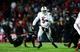 Dec 5, 2013; Cincinnati, OH, USA; Louisville Cardinals quarterback Teddy Bridgewater (5) against the Cincinnati Bearcats at Nippert Stadium. Mandatory Credit: Andrew Weber-USA TODAY Sports