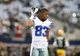 Dec 15, 2013; Arlington, TX, USA; Dallas Cowboys receiver Terrance Williams (83) prior to the game against the Green Bay Packers at AT&T Stadium. Mandatory Credit: Matthew Emmons-USA TODAY Sports