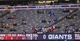 Dec 15, 2013; East Rutherford, NJ, USA; A general view of empty seats as New York Giants fans leave before the end of the game against the Seattle Seahawks at MetLife Stadium. Mandatory Credit: Jim O'Connor-USA TODAY Sports