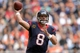Dec 22, 2013; Houston, TX, USA; Houston Texans quarterback Matt Schaub (8) passes against the Denver Broncos during the second half at Reliant Stadium. The Broncos won 37-13. Mandatory Credit: Thomas Campbell-USA TODAY Sports